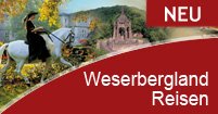 Mehrtagesfahrten: Weserbergland