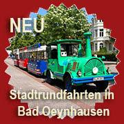 Stadtrundfahrt Bad Oeynhuasen